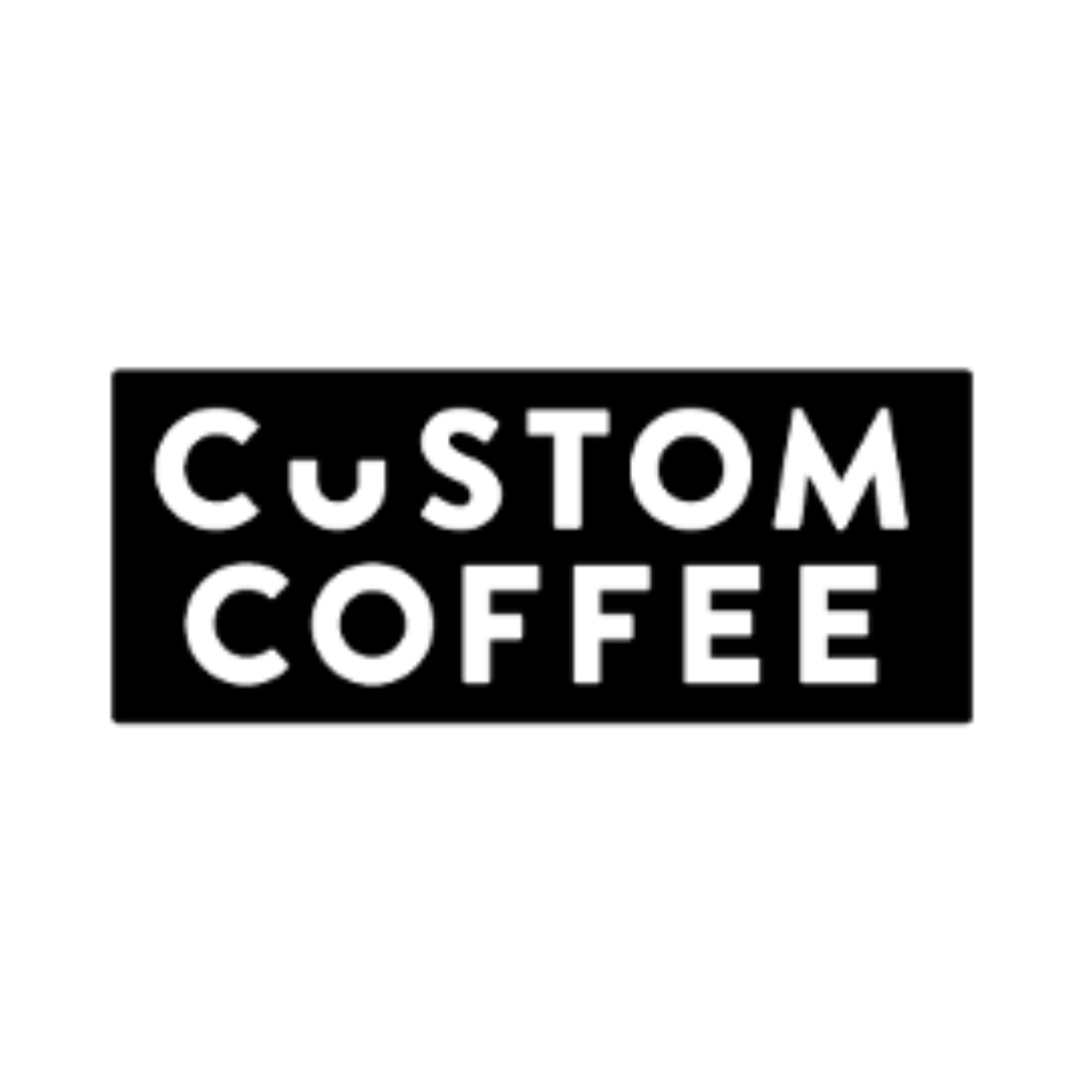 Custom Coffee Logo