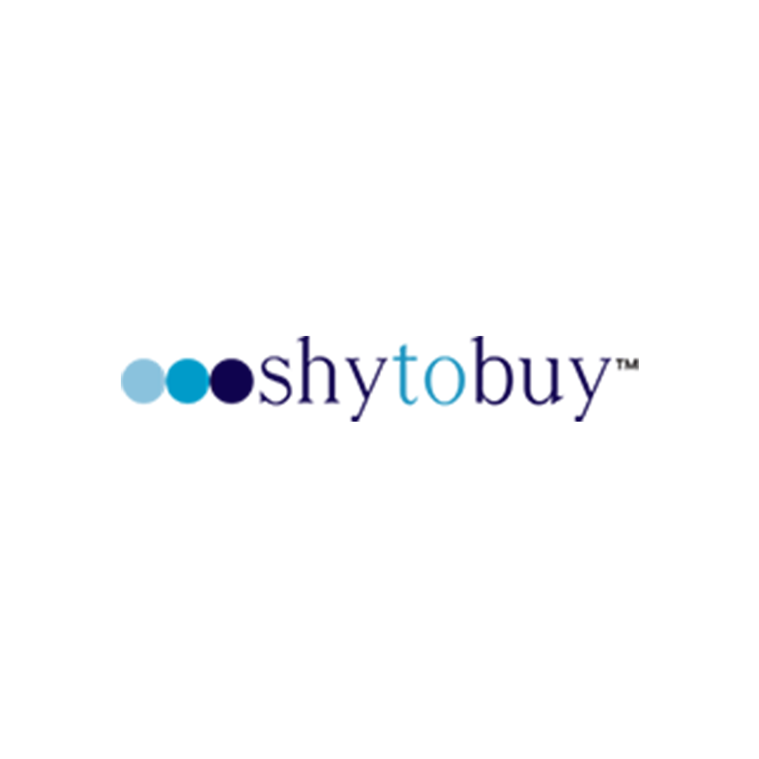 Shy to Buy Logo
