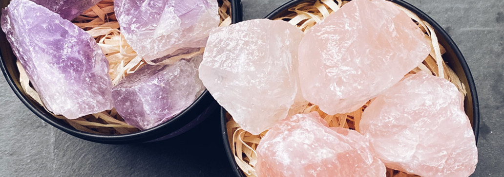 Smell - Crystals & Stones Banner